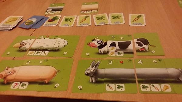 My Happy Farm Spielsituation
