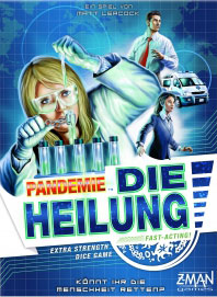Pandemie - Die Heilung Cover