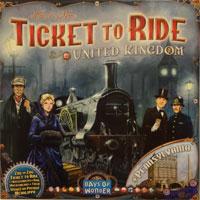 Zug um Zug Vereinigtes Königreich Cover