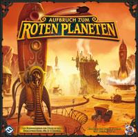Aufbruch zum Roten Planeten Cover