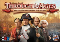 Through the Ages Cover