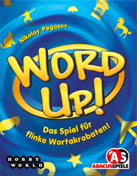 Word Up Cover