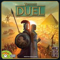7 Wonders Duel Cover