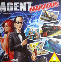 Agent Undercover Cover