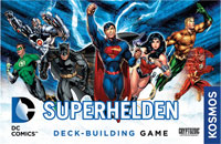 DC Superhelden Cover