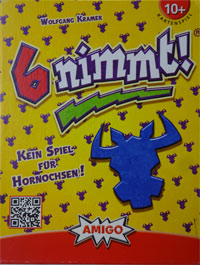 6 nimmt! Cover