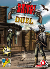 Bang - The Duel Cover