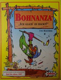 Bohnanza Cover