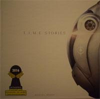 T.I.M.E Stories Cover