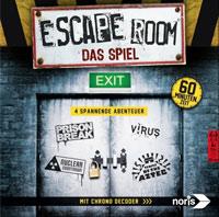 Escape Room - Das Spiel Cover