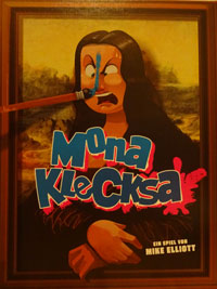 Mona Klecksa Cover