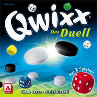 Qwixx Duell Cover