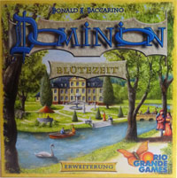 Dominion Blütezeit Cover