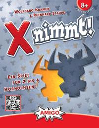 X nimmt! Cover