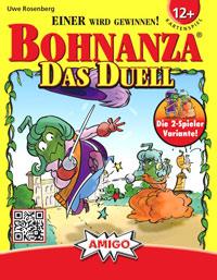 Bohnanza Das Duell Cover