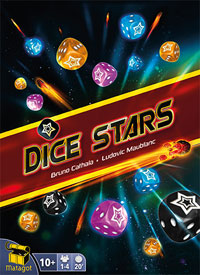 Dice Stars Cover