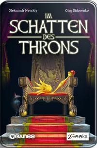 Im Schatten des Throns Cover
