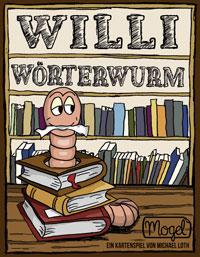 Willi Wörterwurm Cover