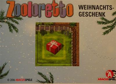 Promo Zooloretto / Foto: Brettspielpoesie