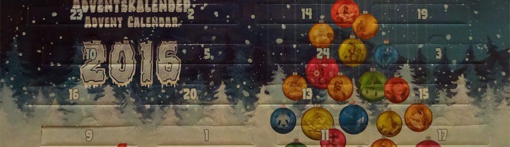 Brettspieladventskalender 2016