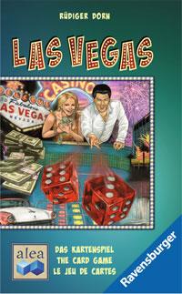 Las Vegas Kartenspiel Cover