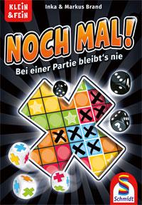 Noch Mal! - Cover