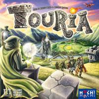 Touria Cover