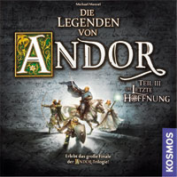 Andor Teil III Cover