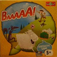Baaaaa! Cover