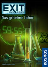 Exit Das geheime Labor Cover