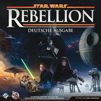 Star Wars Rebellion Cover