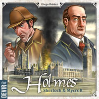 Holmes Cover