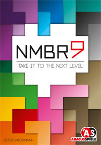 NMBR9 Cover