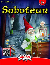 Saboteur Cover