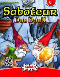 Saboteur Das Duell Cover