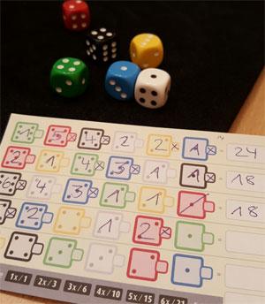 twenty one Spielsituation
