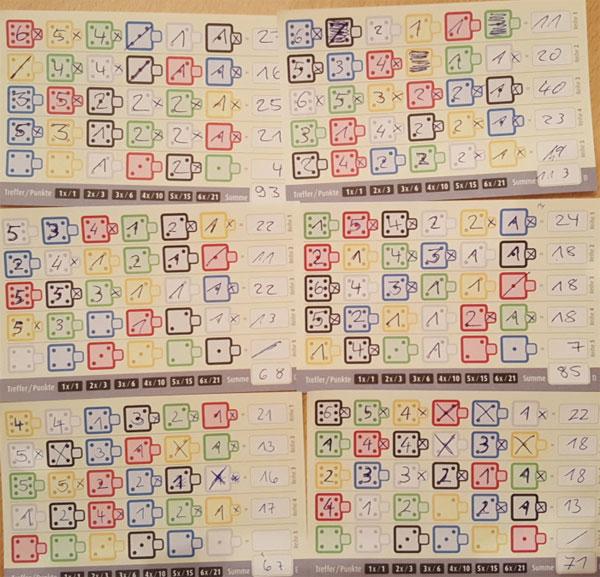 Twenty One Spiel