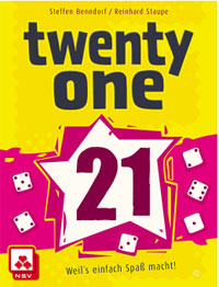 twenty one Cover / Foto: NSV