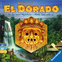 Wettlauf nach El Dorado Cover