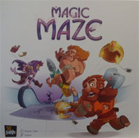 Magic Maze Cover
