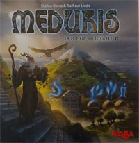Meduris Cover