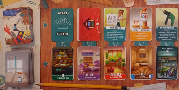 Mein Traumhaus Spielkarten
