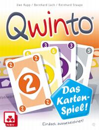 Qwinto Kartenspiel Cover