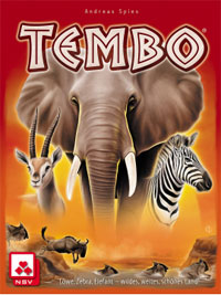 Tembo Cover