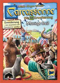 Carcassonne 10. Erweiterung Cover