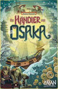 Händler von Osaka Cover