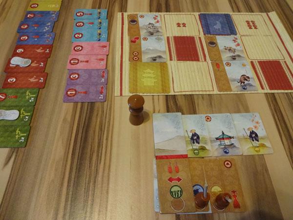 Kanagawa Spielsituation
