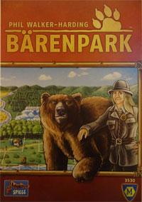 Bärenpark Cover