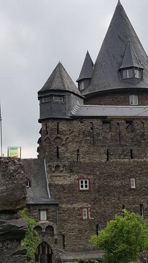 Beeple on Tour Burg Stahleck