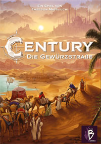 Century - Die Gewürzstraße Cover